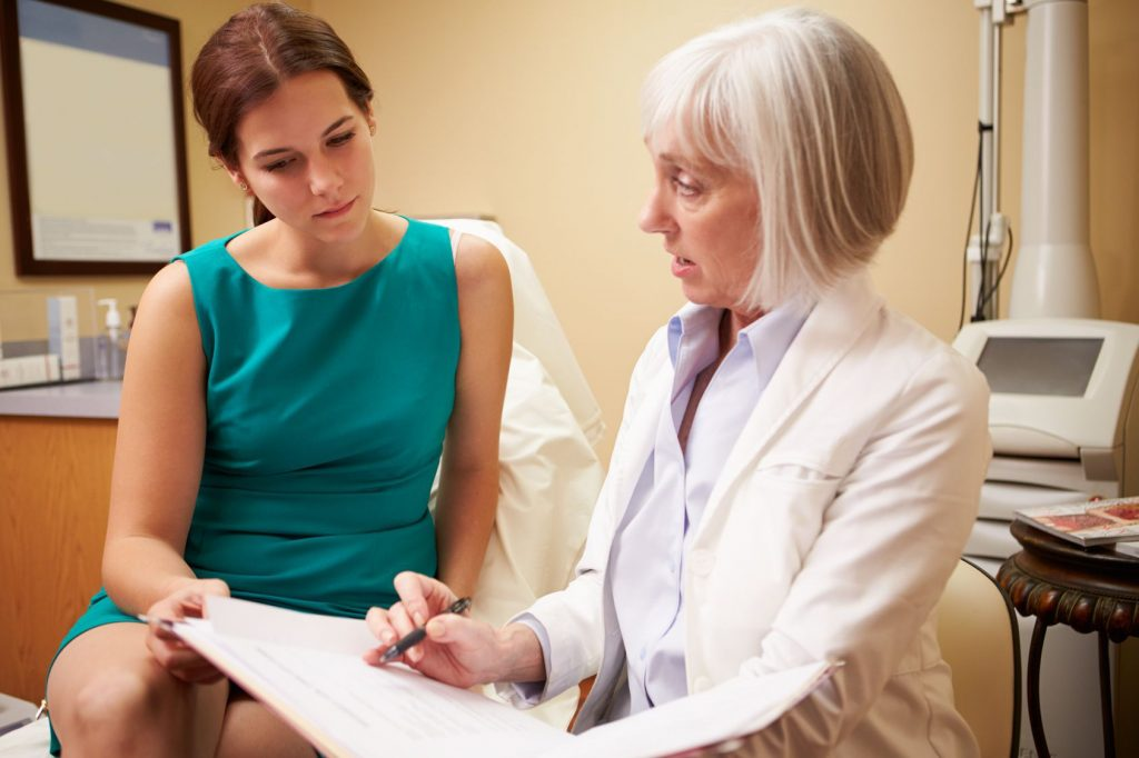 I Think I Have PCOS. What Do I Need to Talk to My Doctor About?